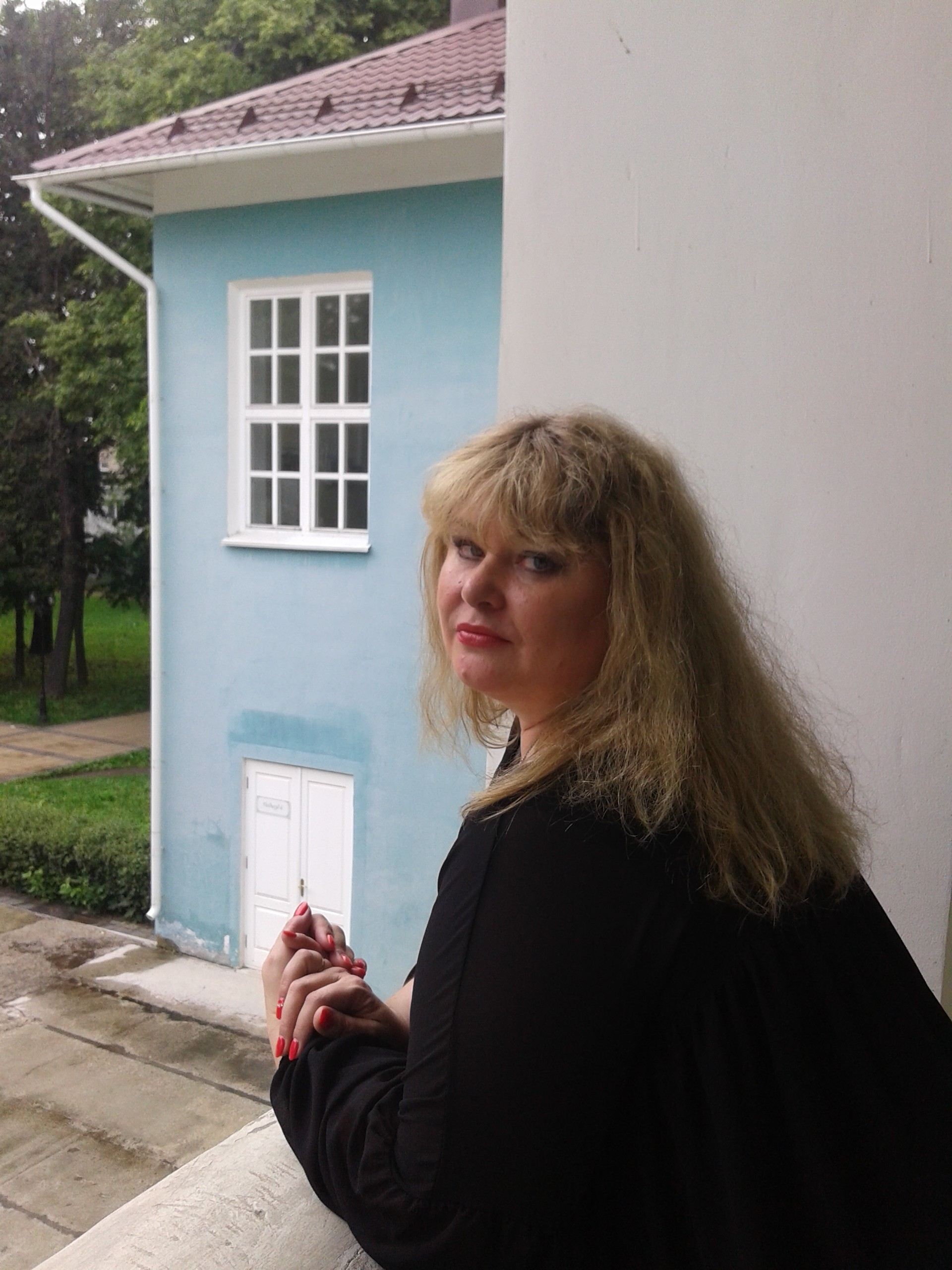 Елена Цветкова