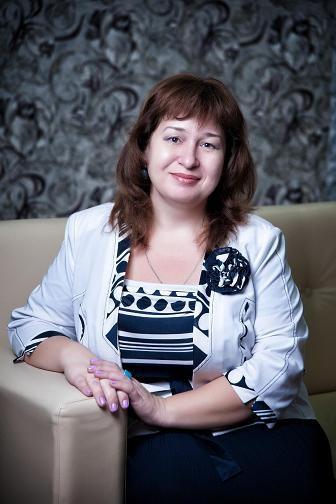 Наталья Скрипова