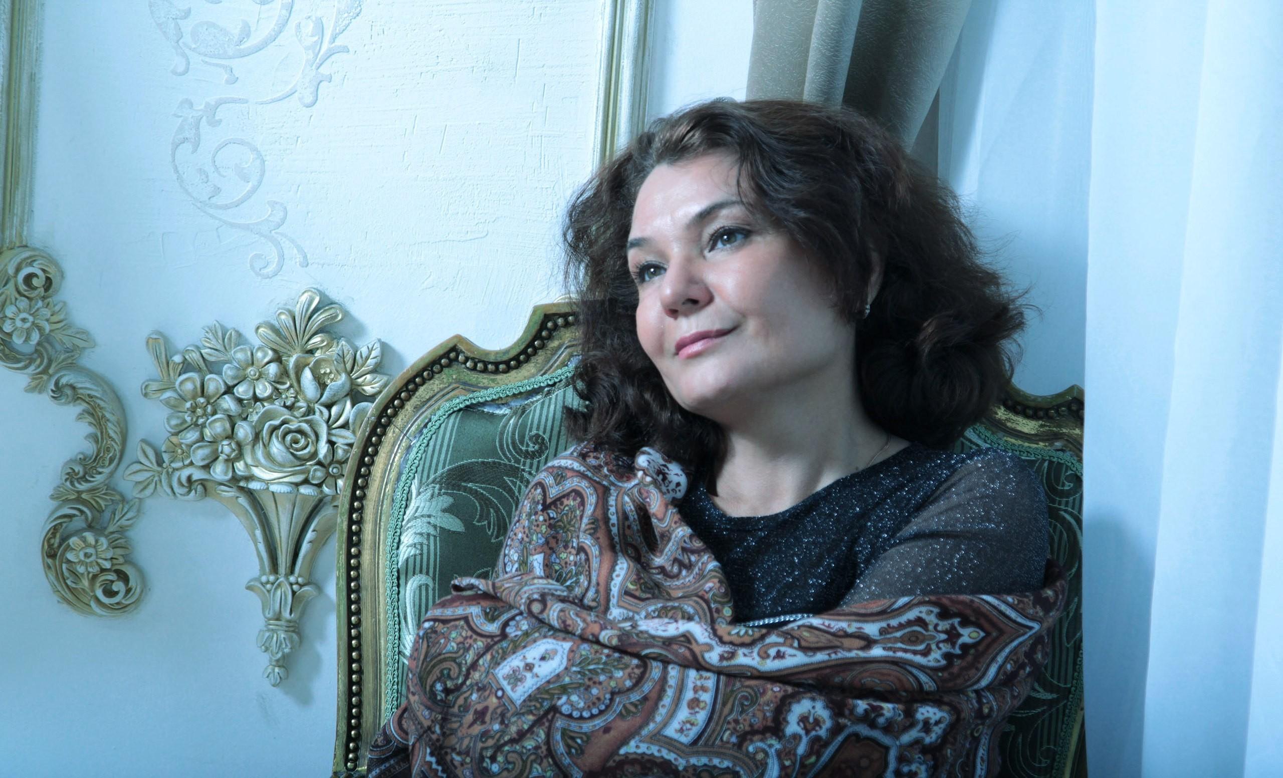 Ольга Мартынатова