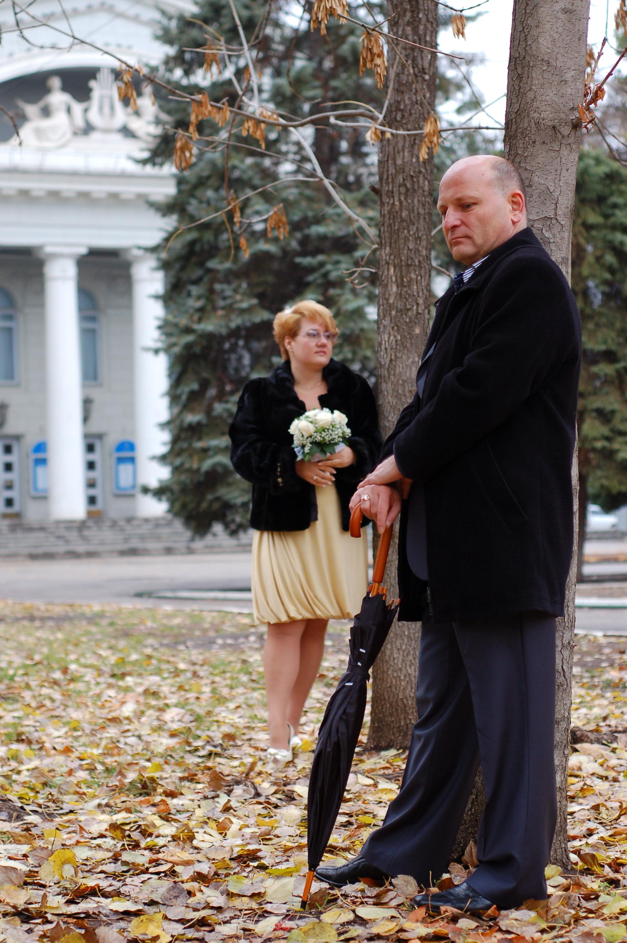 Алексей и Татьяна Прага