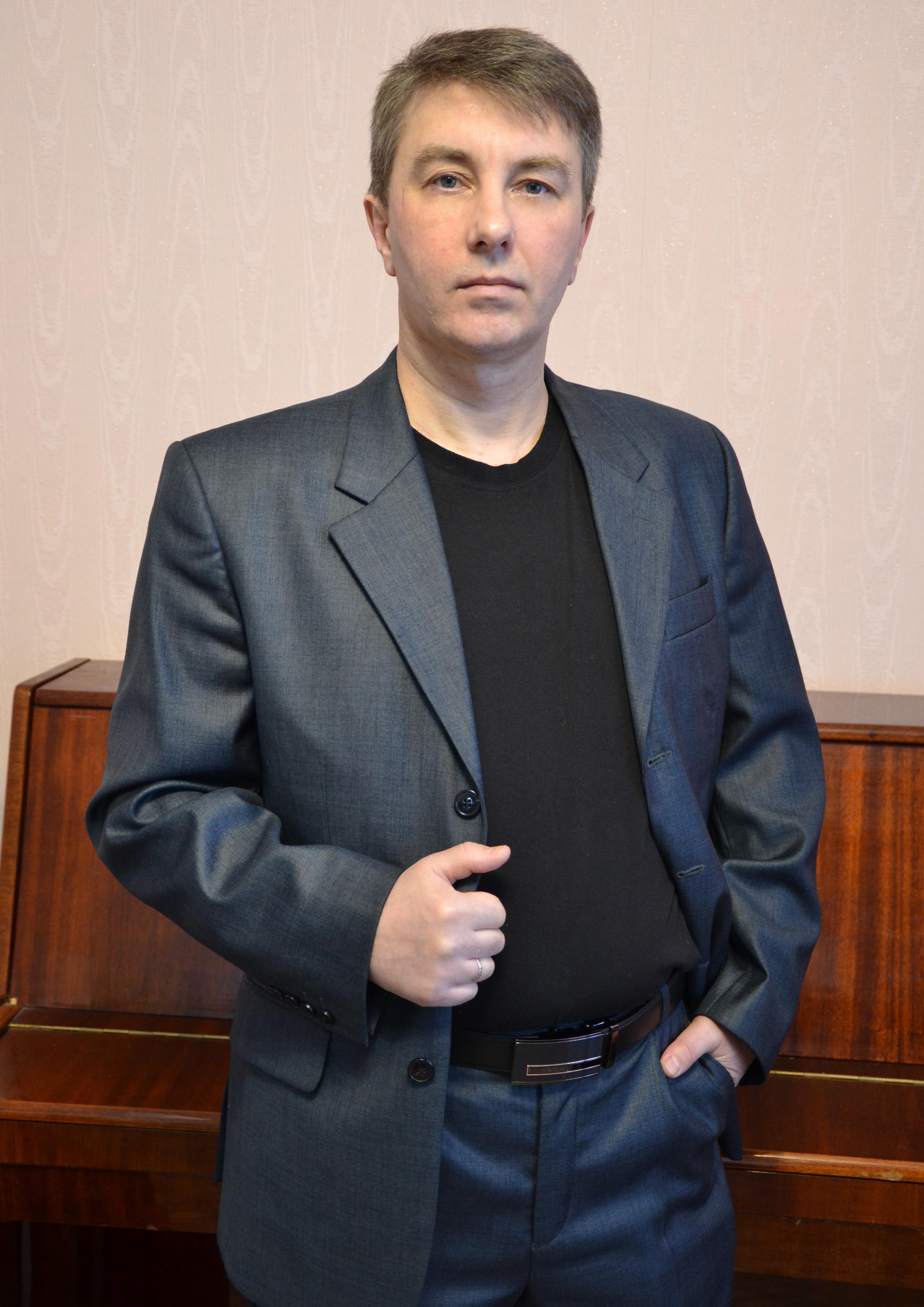 Олег Боговаров