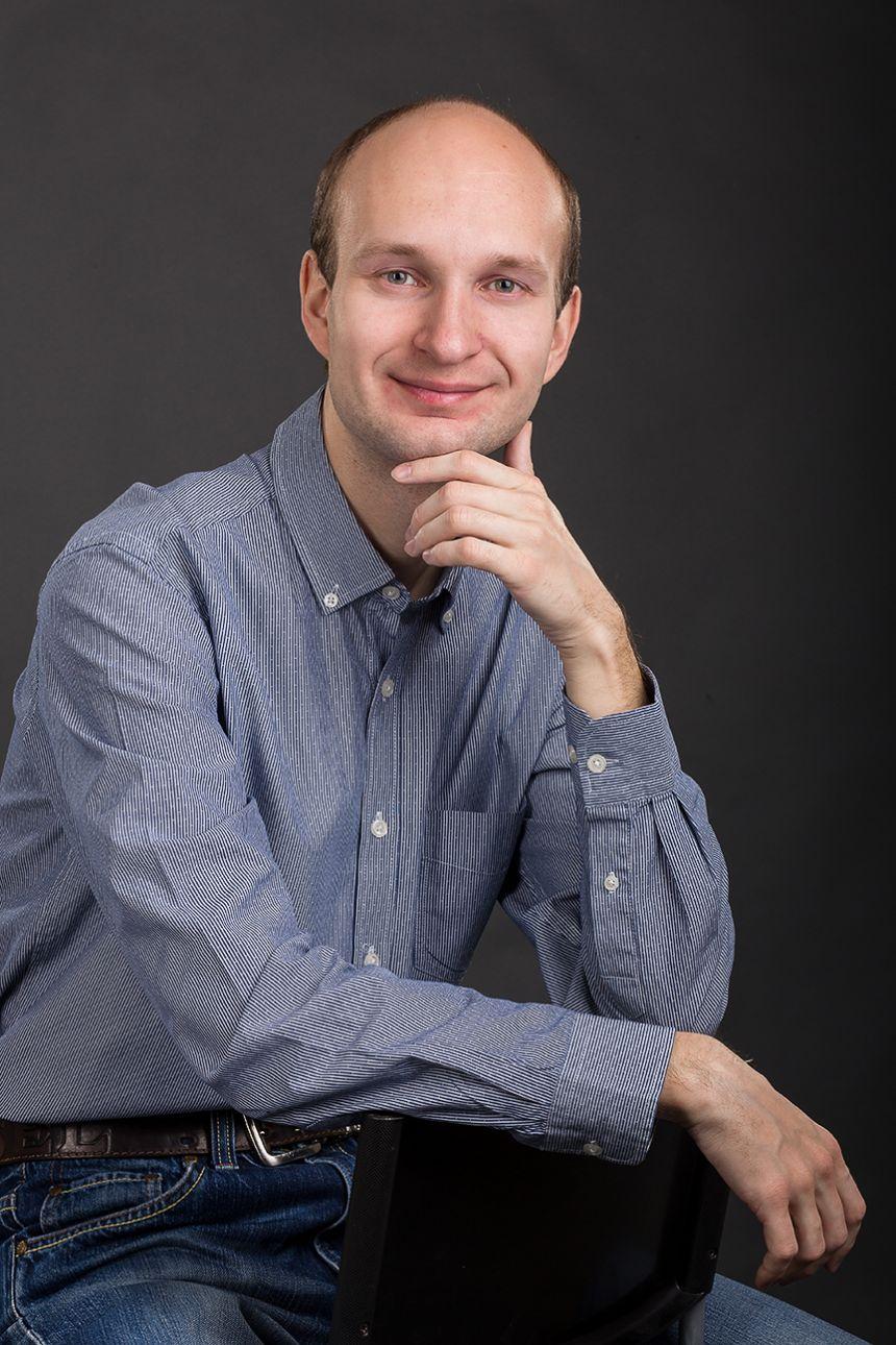 Артист Алексей Шаранин