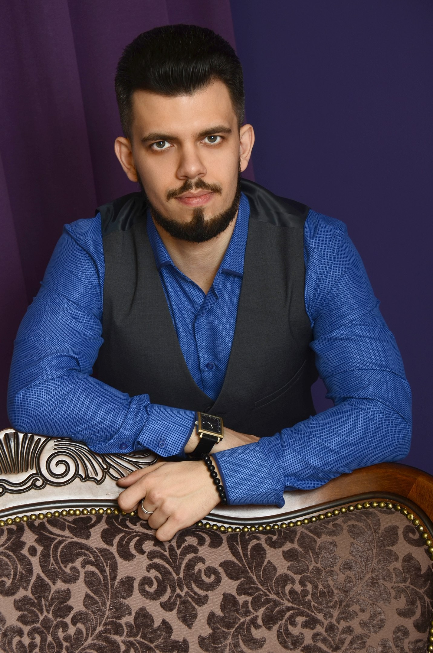 Михаил Албулов