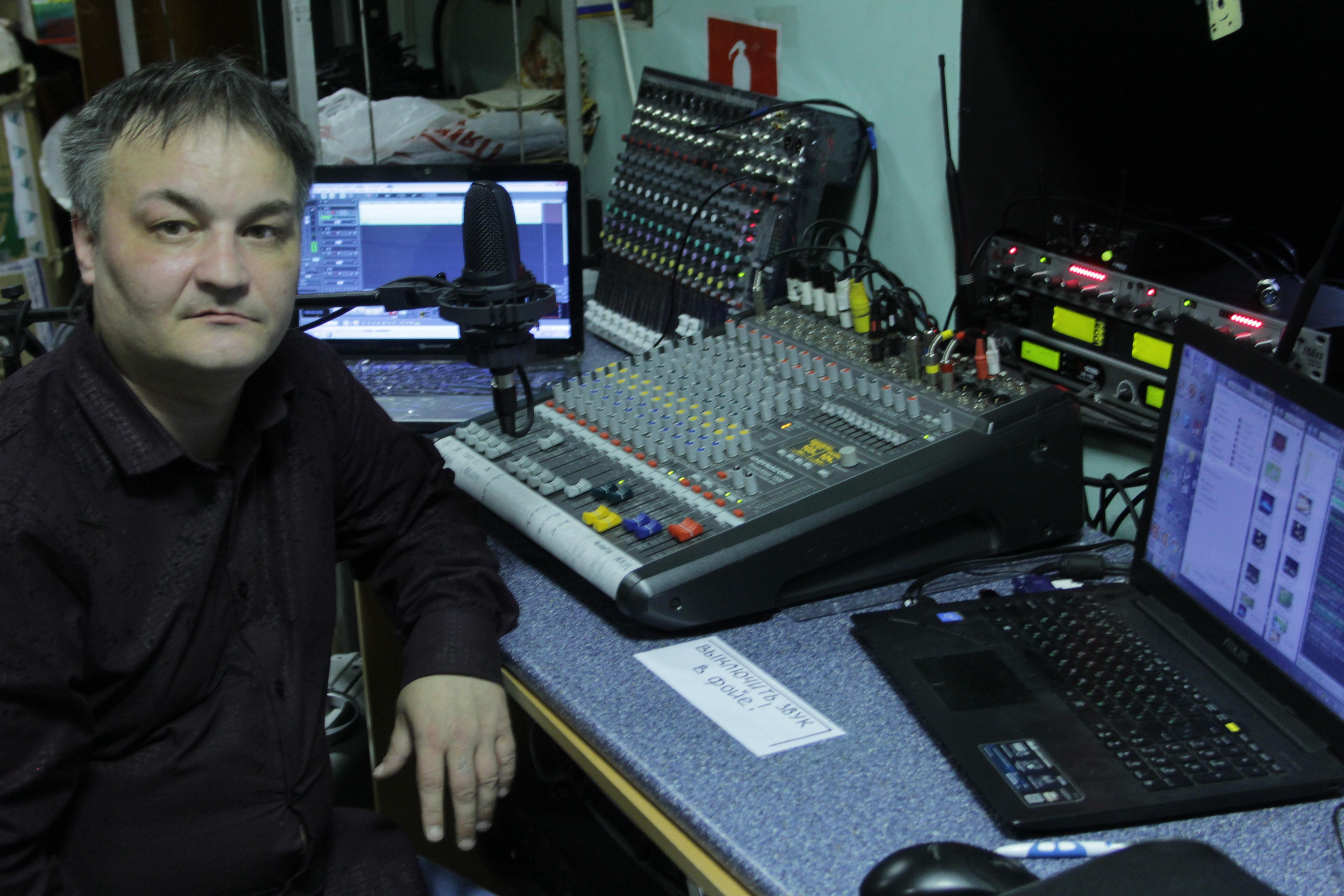 Павел Соловьёв /Master Sound/